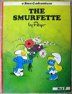 Smurfetteoriginalcover