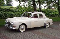 1959 Renault Frégate Transfluide