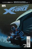 Uncanny X-Force Vol 1 10