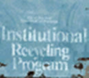 Institutional Recycling Program