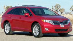 2011 Toyota Venza -- NHTSA 2
