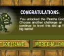 Piranha God
