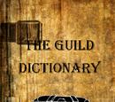 POTCO Guild Dictionary