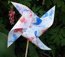 Patriotic Pinwheel