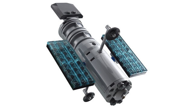 Hubble Space Telescope Brickipedia The Lego Wiki