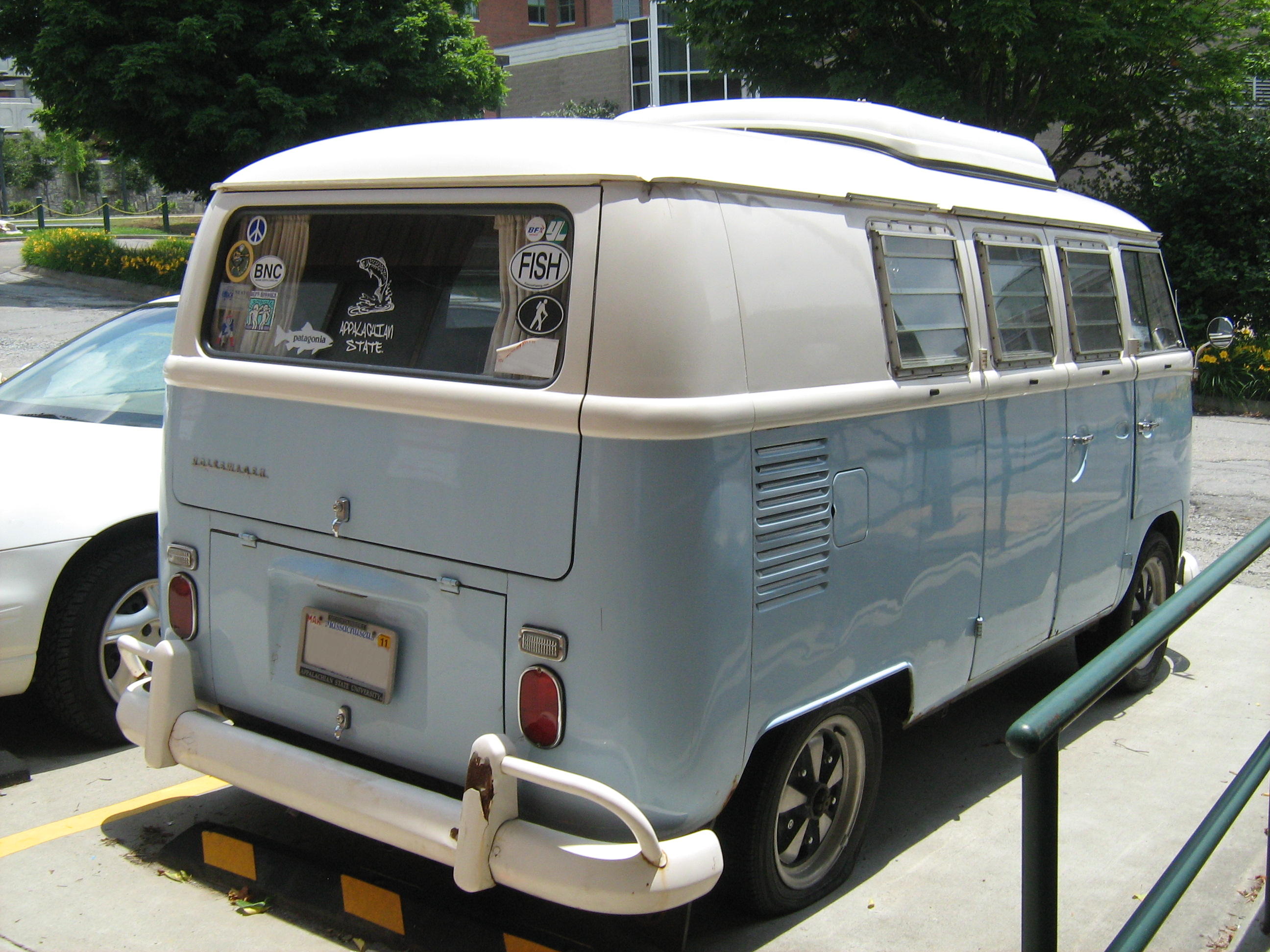 Wonderful VW Camper Van  Trailer  Volkswagon  Pinterest
