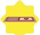 Sweetheart Pink Rug