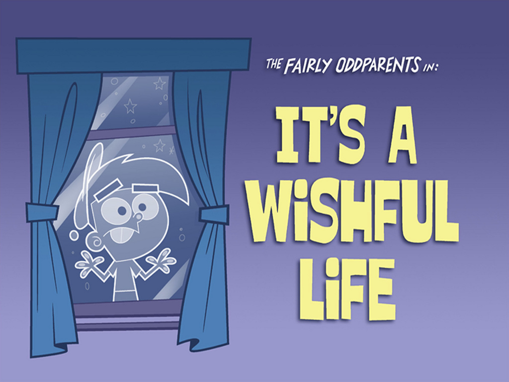 It 39 S A Wishful Life Fairly Odd Parents Wiki Timmy Turner And The Fairly Odd Parents