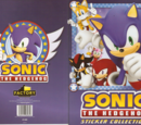 Sonic the Hedgehog Sticker Collection