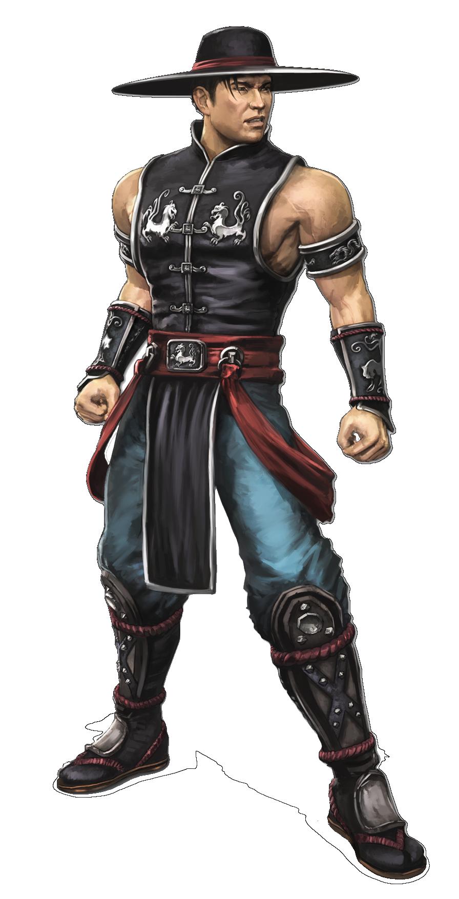 Kung Lao The Mortal Kombat Wiki
