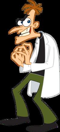 Heinz Doofenshmirtz 5