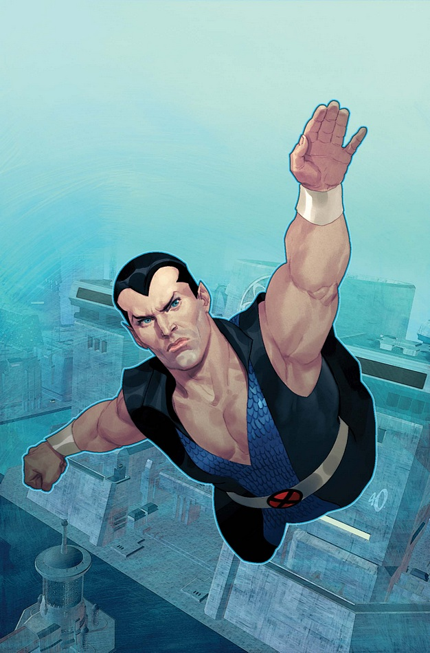 Namor The First Mutant Vol 1 11 Textless