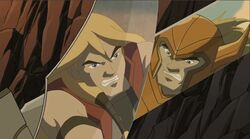 Thor Einherjar Lock Swords TTA