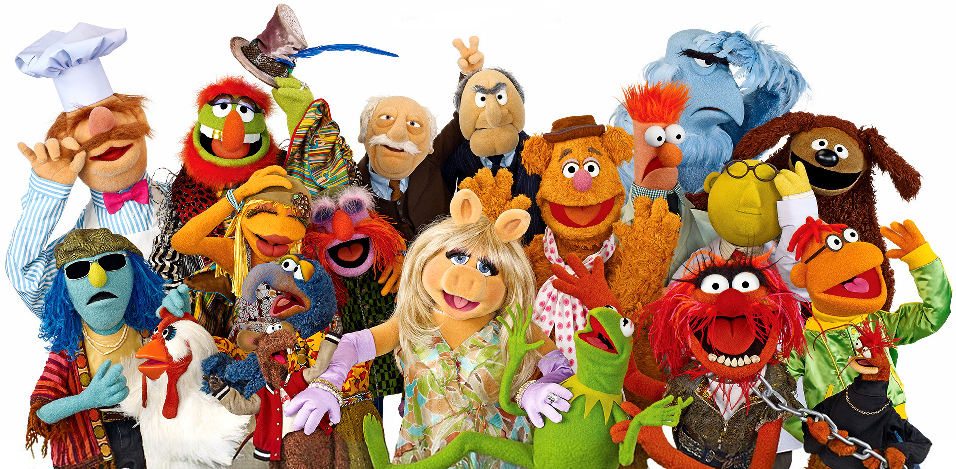 The Muppets productions - Muppet Wiki