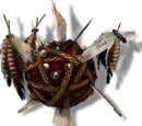 Harpy trap