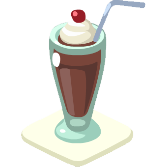 Chocolate Milkshake is a drink dish . It begins at level 0. To achieve ...