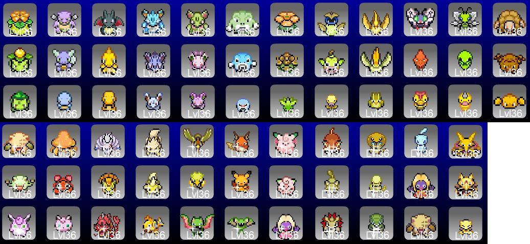 Online free browser mmo rpg pokemon monster game diymmo game agcguru