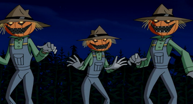 Scarecrow Color Pages #1