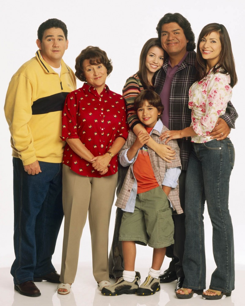 george lopez dubya dad and dating cast iron
