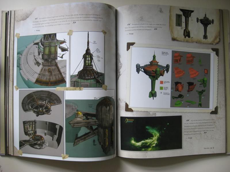 Bioshock 2 Concept Art Book