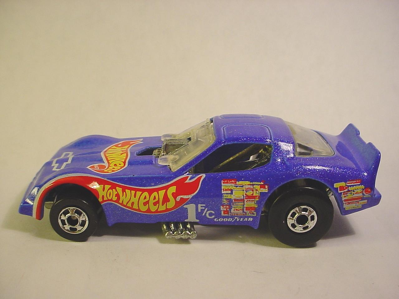 1995 Firebird Funny Car 271 Hot Wheels Online Variation