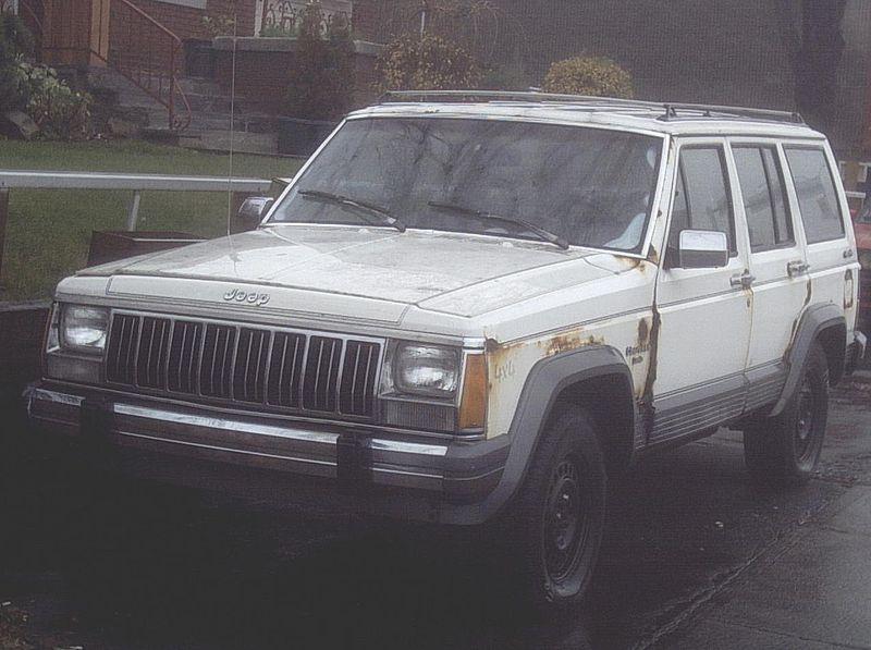 Jeep Cherokee SJ-XJ - Jeep Wiki