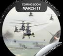 Battle: Los Angeles Coming Soon (Sticker)