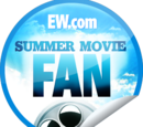 EW.com Summer Movie Fan (Sticker)