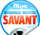 EW.com Summer Movie Savant (Sticker)