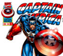 Captain America Vol 2 1