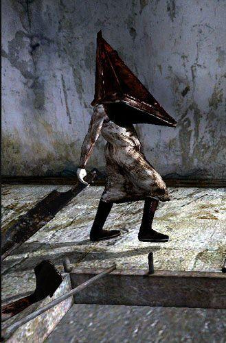 Pyramid Head - Silent Hill Italia Wiki