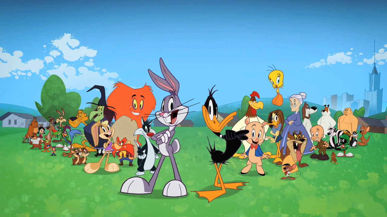 List And Pictures Of All Looney Tunes Characters
