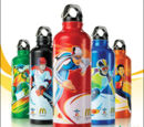 Vancouver 2010 Olympic Sport water bottle (McDonald's Canada, 2010)