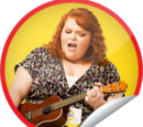 The Glee Project: Hannah (Sticker)