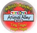"Toys ""R"" Us Animal Alley Minis (McDonald's, 2001)"