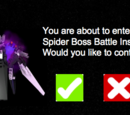 Photo-Shopped: Spider Boss Battle Instance