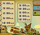 Bus Scheduling