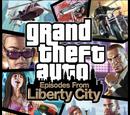 Grand Theft Auto: Episódios de Liberty City