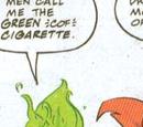 Green Cigarette (New Earth)