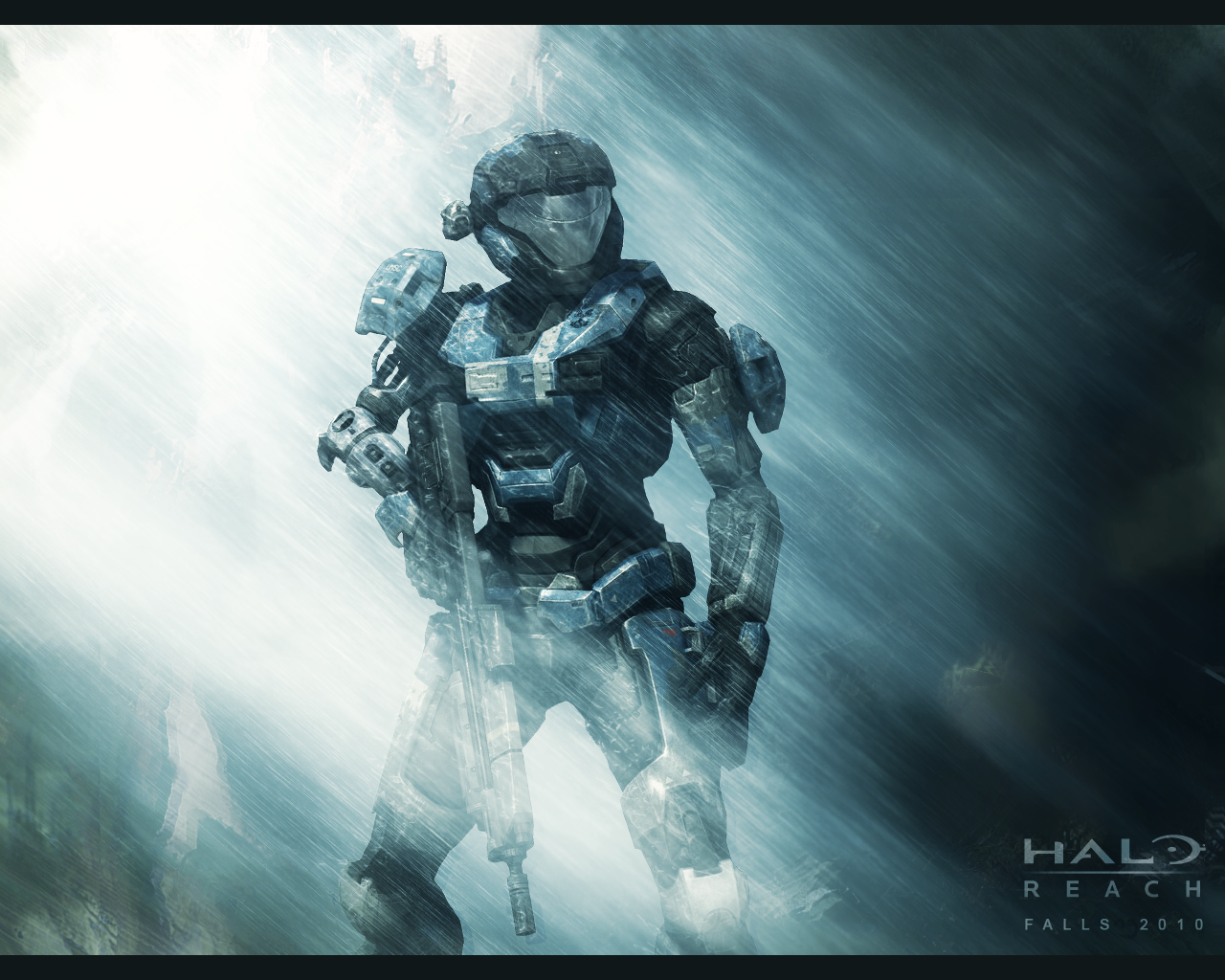 Halo Reach Kat Wallpaper Full Resolution‎