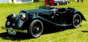 Aston Martin 2-Litre 2 4-Seater Sports 1937