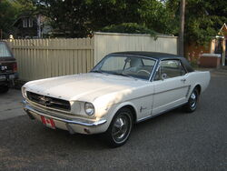 1964 12 Ford Mustang