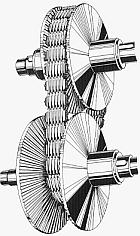 Pivgetriebe
