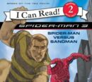Spider-Man Versus Sandman (novel)