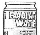Radiation Water