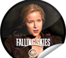 Falling Skies: Karen (Sticker)