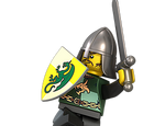 Sword Dragon Knight