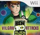 Ben 10 Fuerza Alienígena: Vilgax Ataca