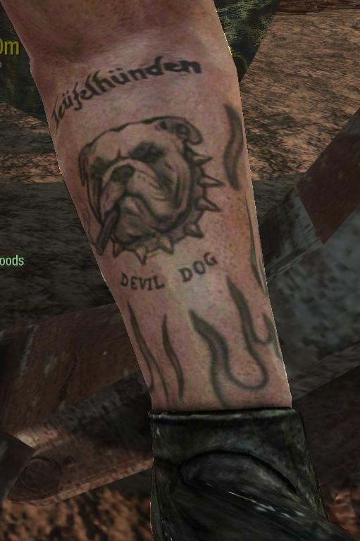 Black ops 2 tattoo