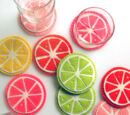 Meganhassler/Weekly Summer Craft: Citrus Coasters